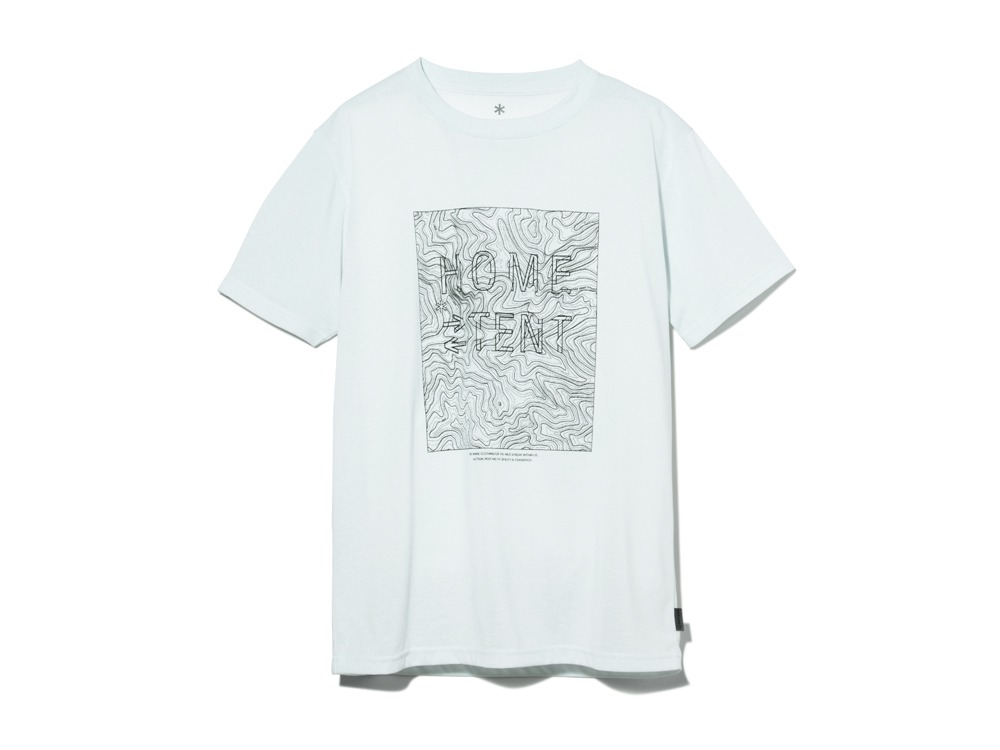 QuickDryTshirt/Contour XL White0
