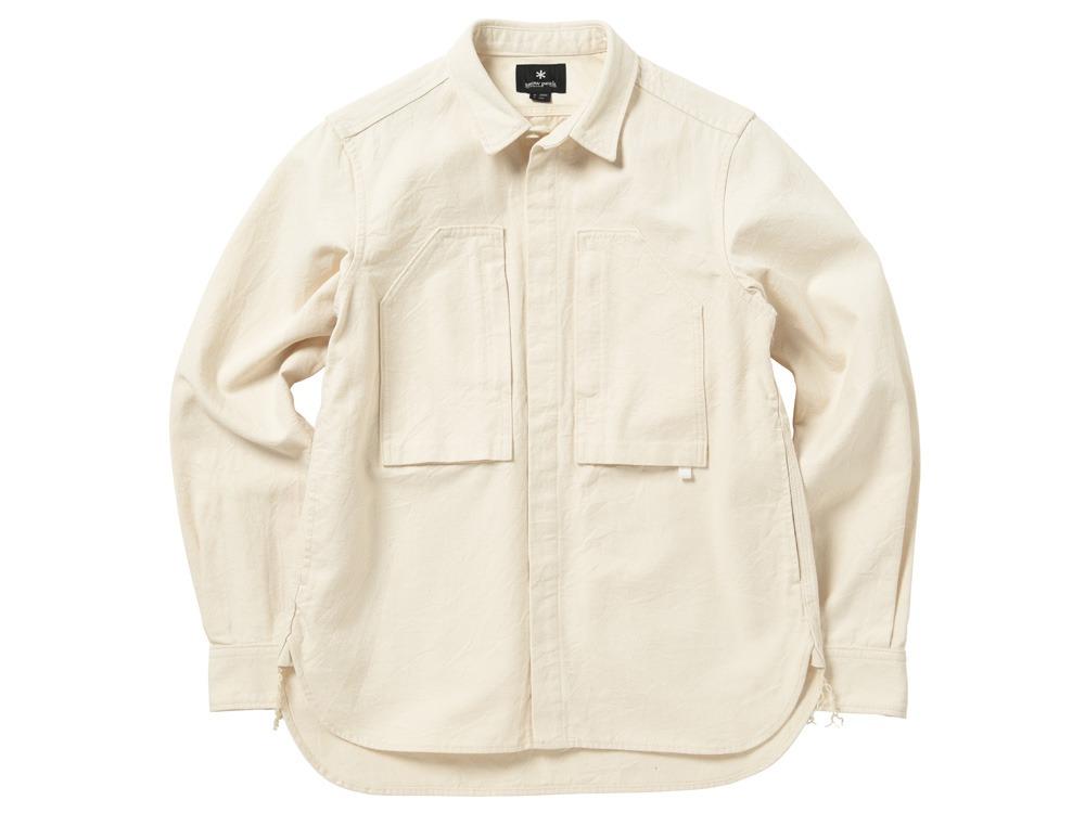 Okayama OX Shirts(Raw) 1 Ecru