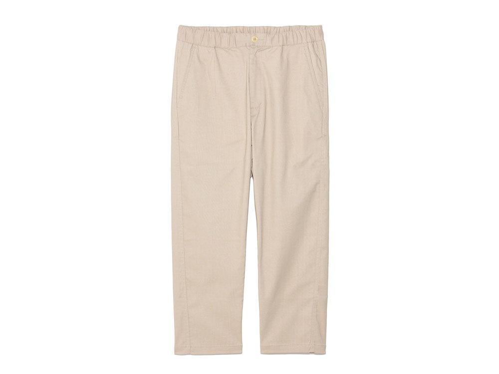 Stretch NORAGI Pants 1 Beige0
