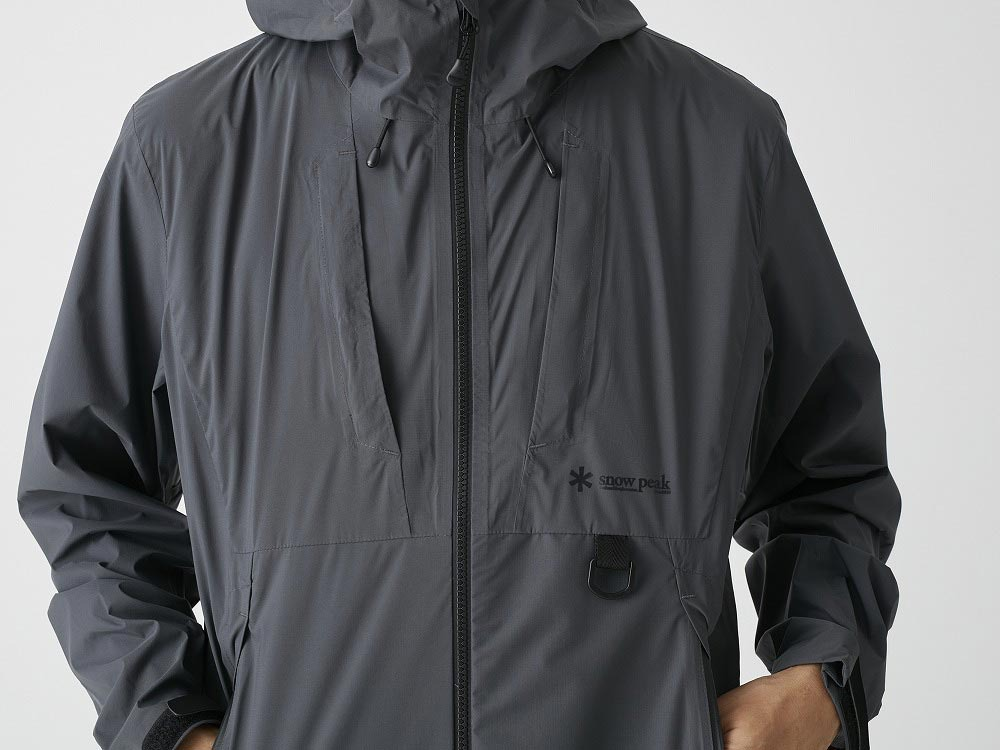 2.5L Wanderlust Jacket S Black5