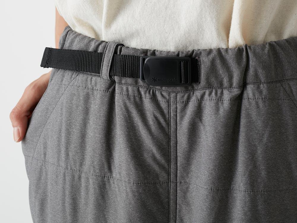 FlexibleInsulated Skirt 4 White4