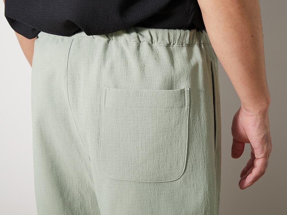 Breathable Soft Pants L Black