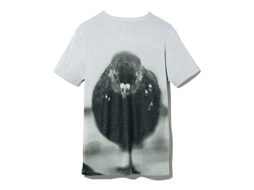 SP×Staple Design Pigeon JQ Tshirt M GY1