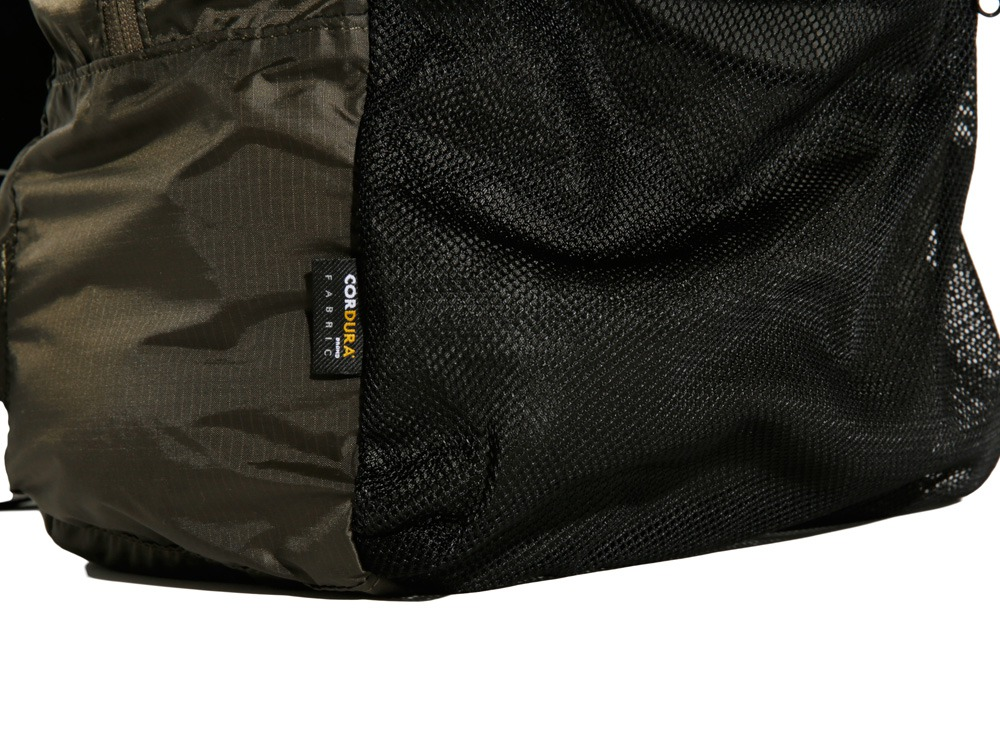 Pocketable Daypack Olive3