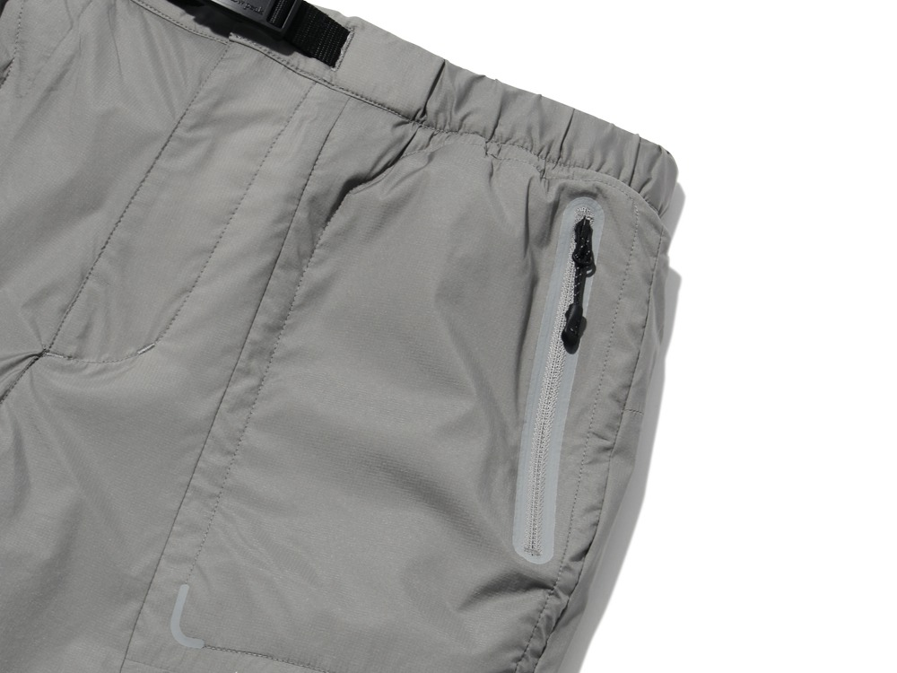 2LOcta Insulated Shorts XL Grey6