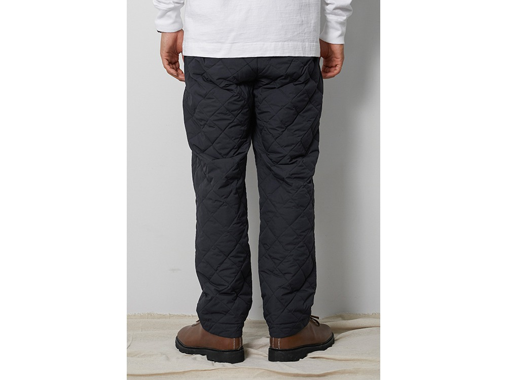 Recycled Ny Ripstop Down Pants L Beige