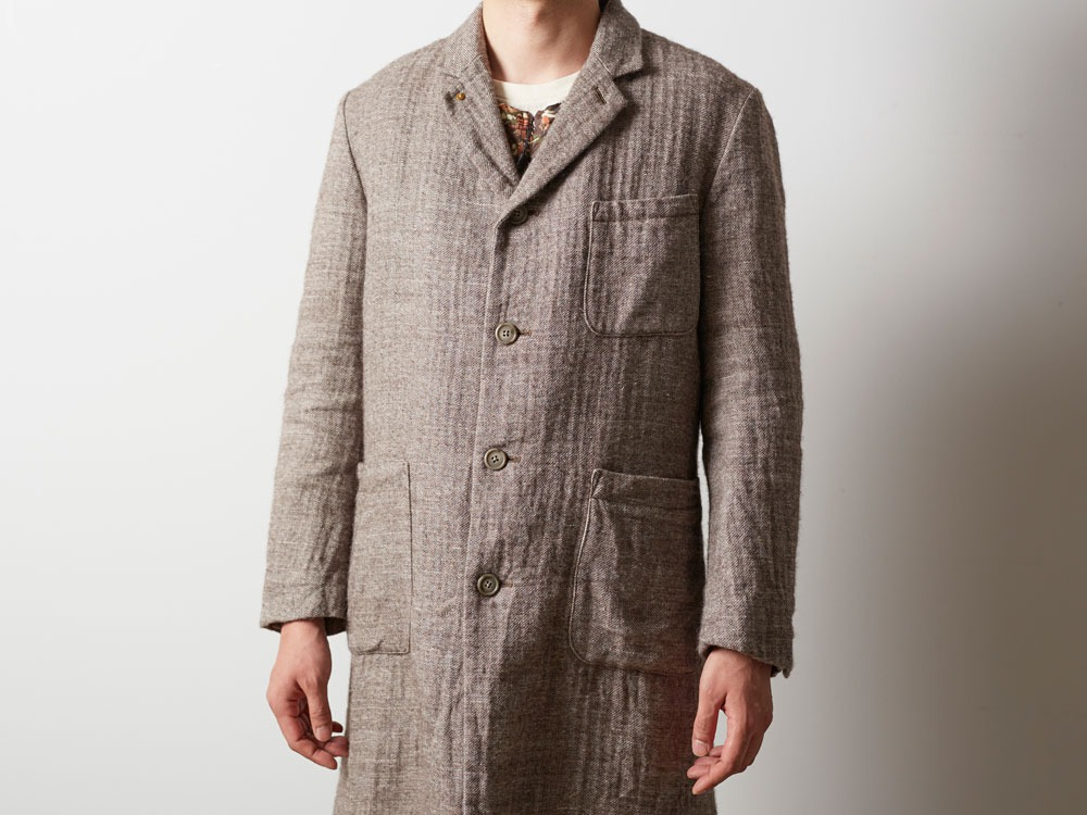 W/L Coat XXL Grey5
