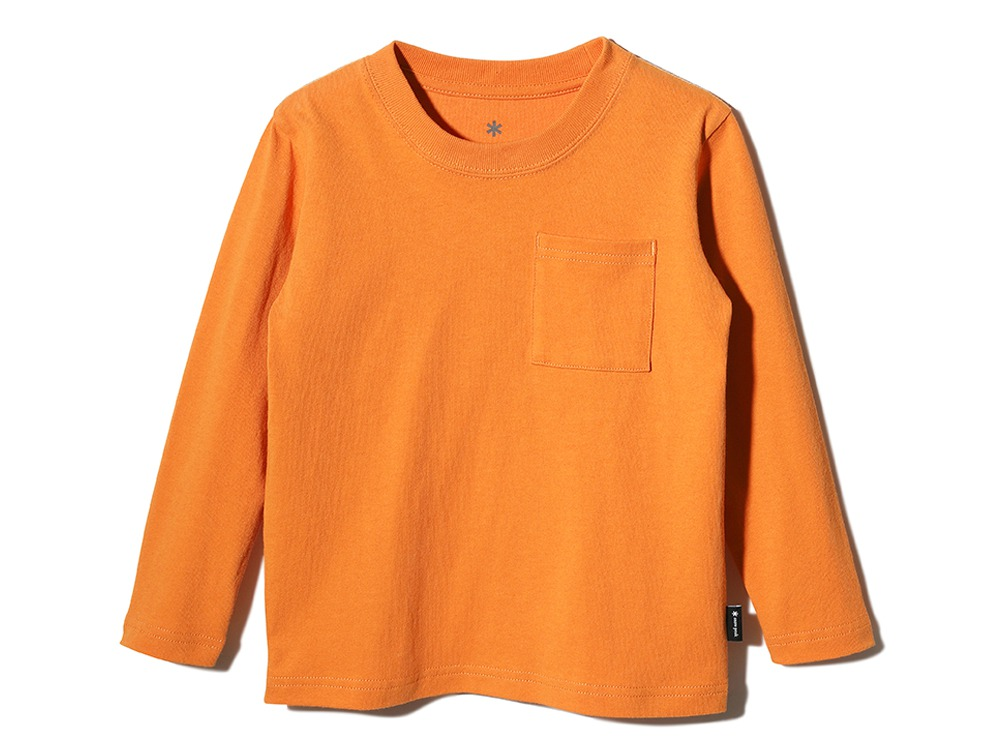 Kid's Printed L/S T SingleActionSystem 1 OR
