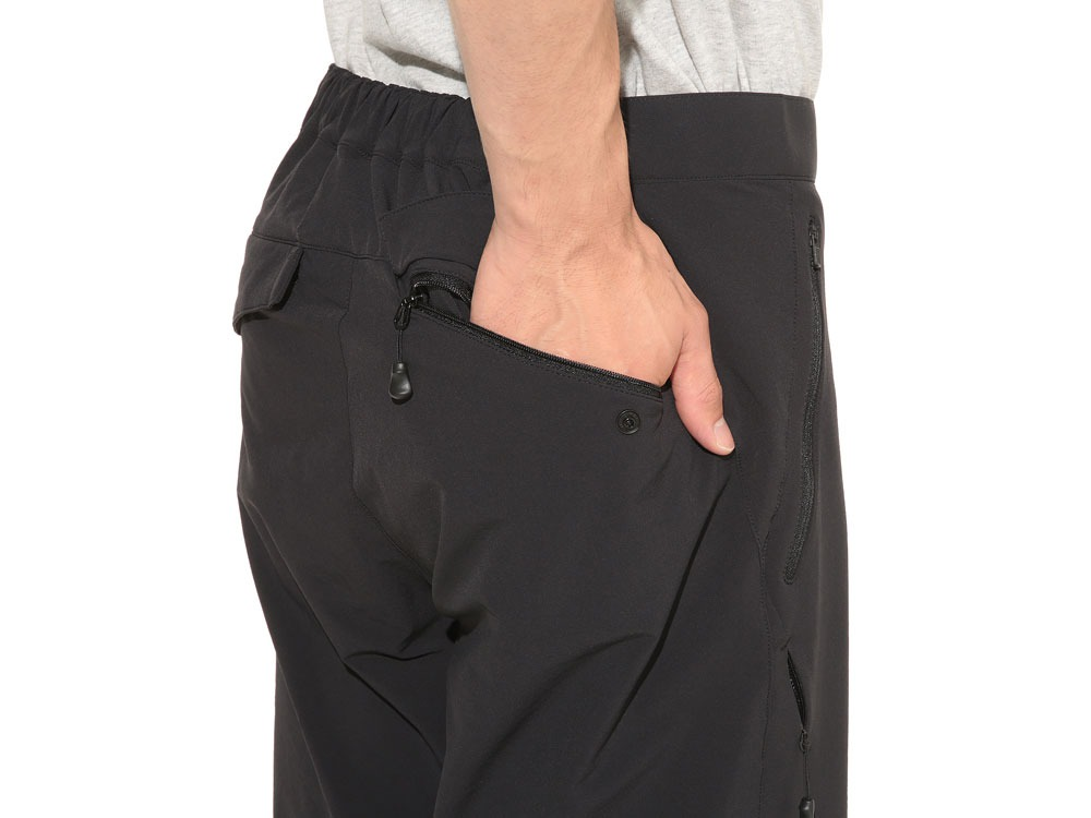 DWR Comfort Shorts S Black5