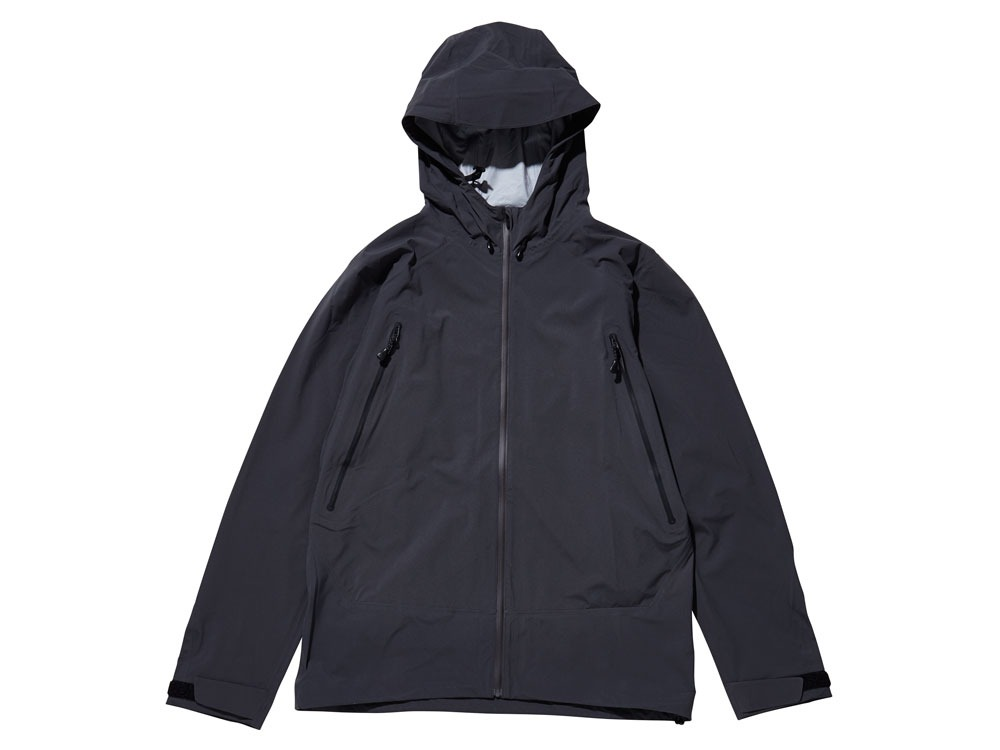 3L Light Shell Jacket 1 Black0