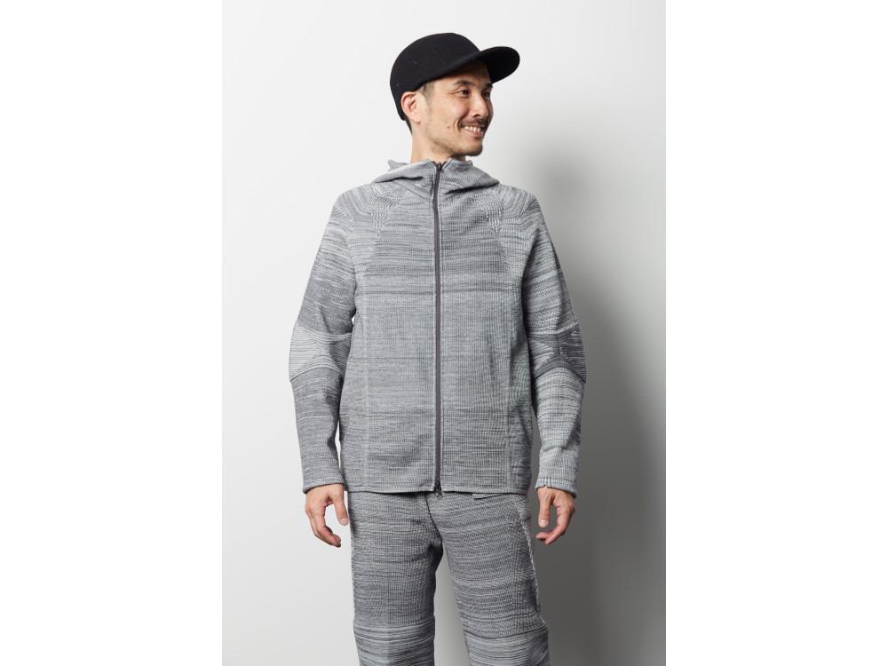 WG Knit Jacket M BR