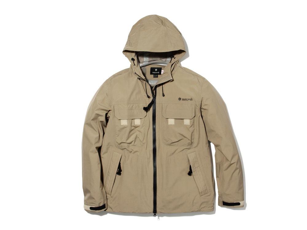 Wind&Water Resistant Jacket M Beige0