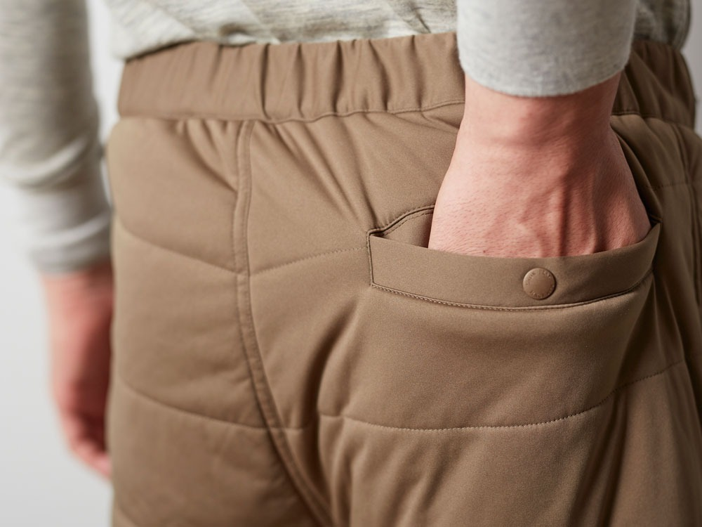 Flexible Insulated Pants 1 Brown7