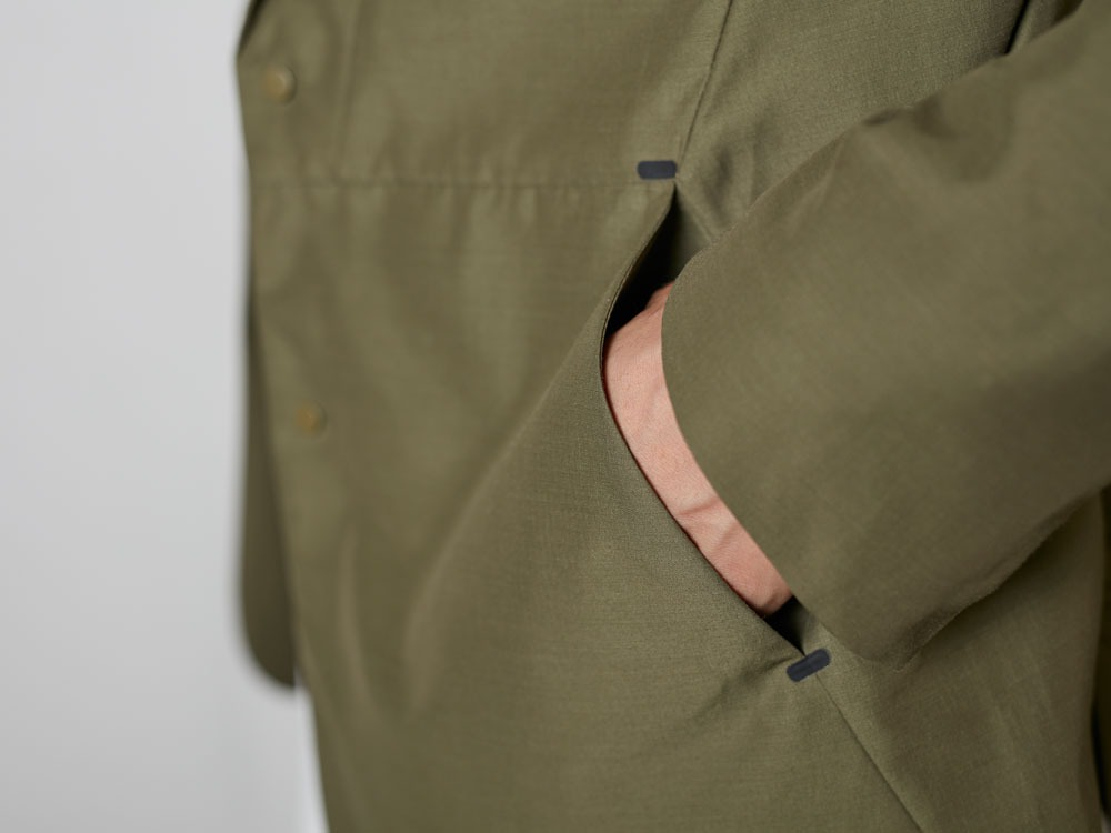 FRJacket  S Olive7