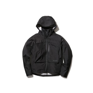 2.5L Fishing Jacket M Black