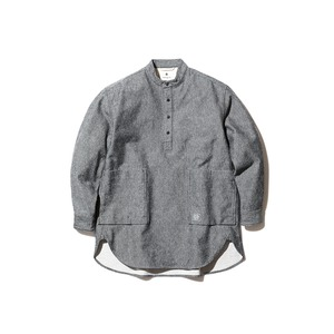 Camping Flannel Utility Pullover