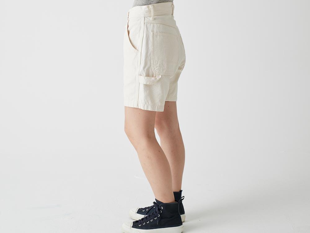 Okayama OX Shorts 2 Ecru6
