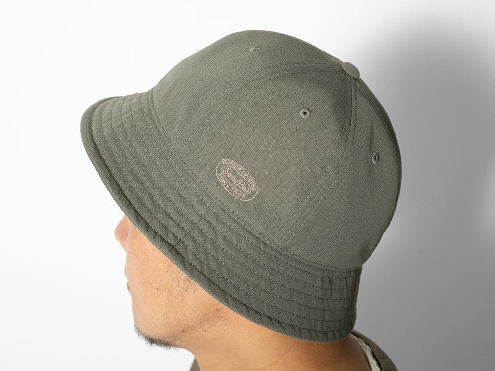 TAKIBI Bucket Hat One Greykhaki
