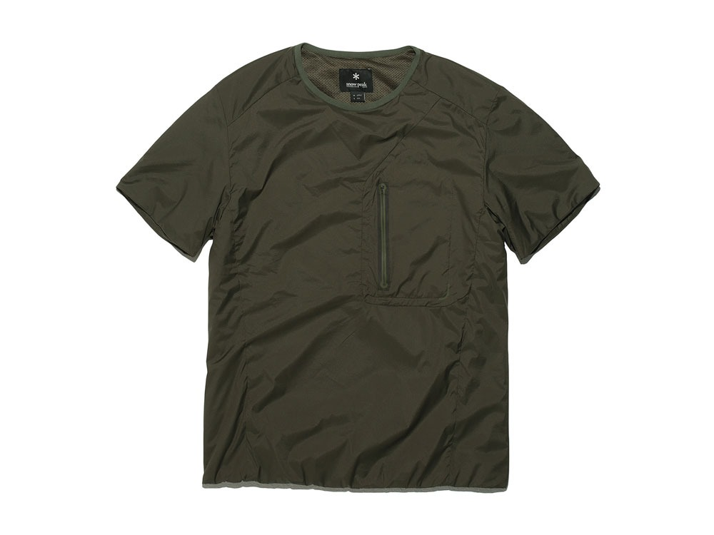 2LOcta Insulated H/S S Olive0