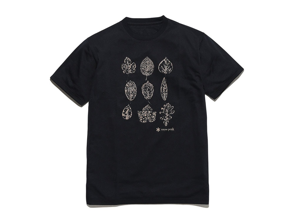 Kid's Printed Tshirt:Greenleaf 3 Navy0