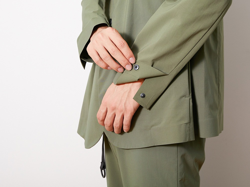 DWR Lightweight Jacket M Olive
