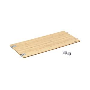 アイアングリルテーブル マルチファンクションテーブルロング竹