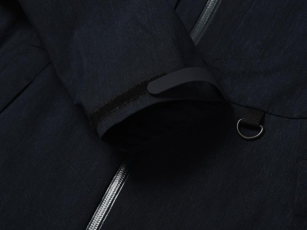 Indigo C/N 3L Rain Jacket M Indigo2