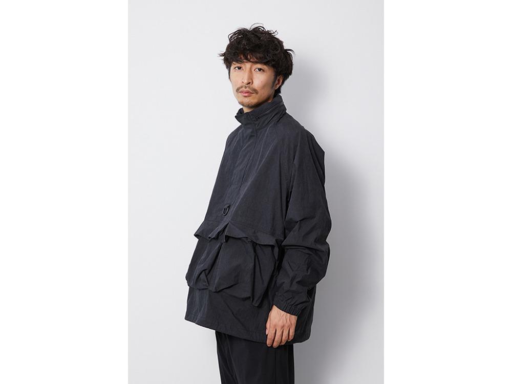 Indigo C/N Pullover L Black