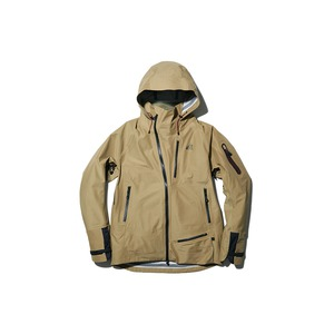 MM FR 3L Jacket S Beige