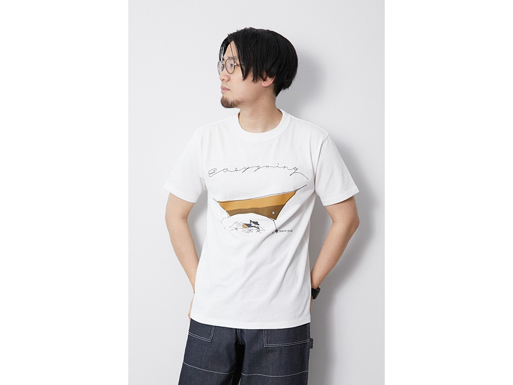 Easy Going Tee M Orange