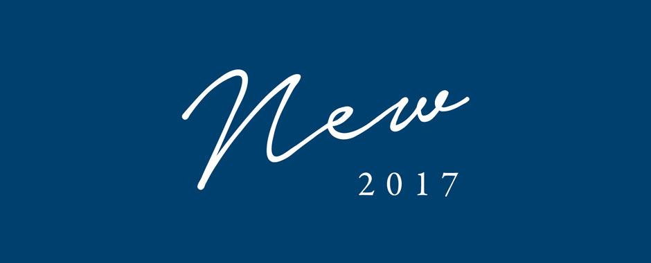 2017新商品