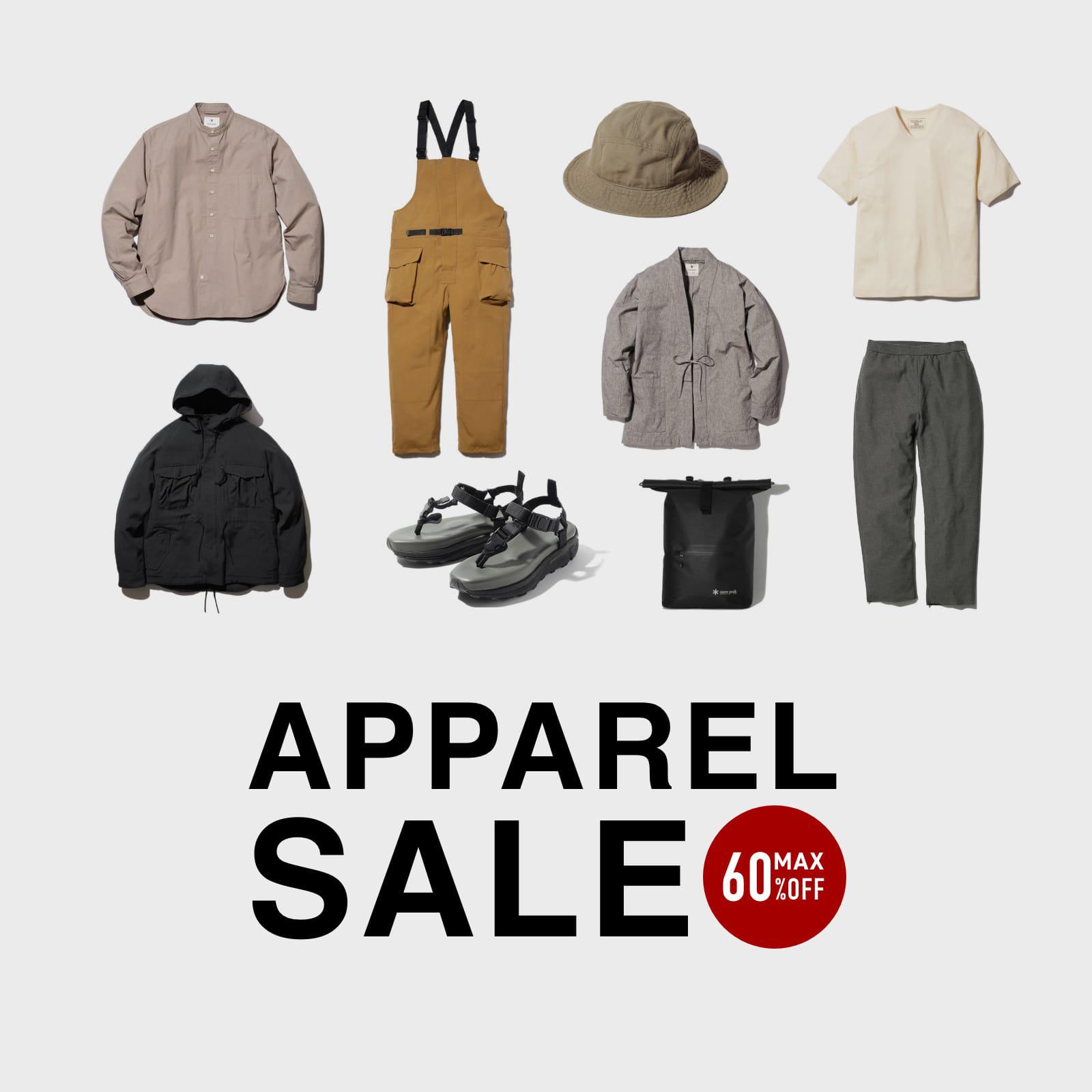 【sp】apparel SALE