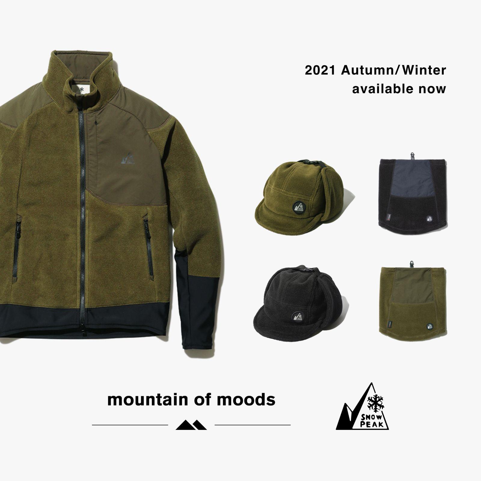 【sp】21FW mountain of moods x SP