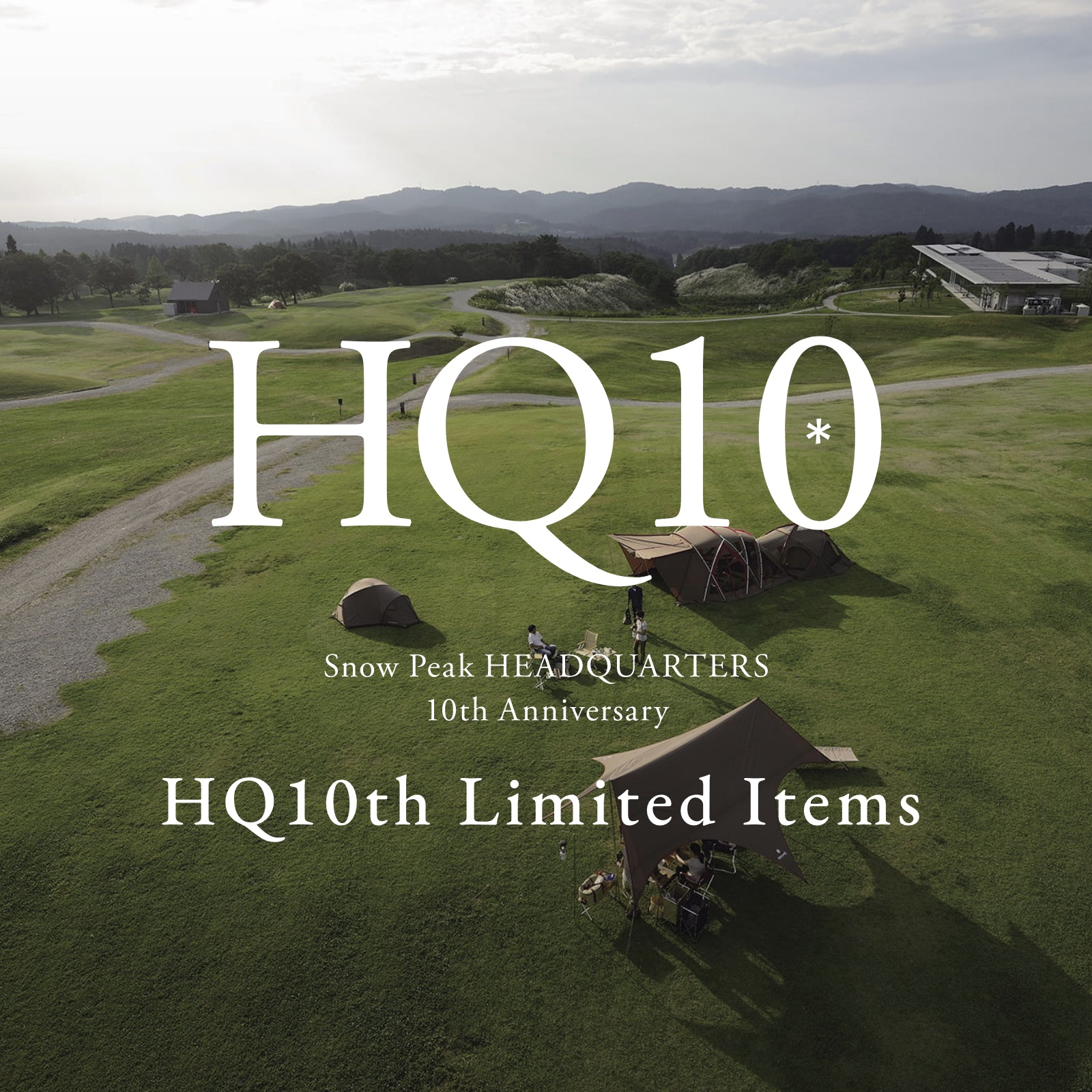 【sp】HQ10th Limited Items