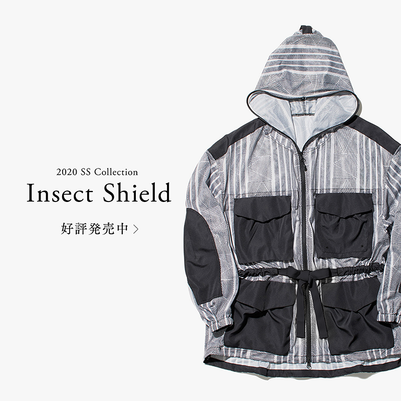 【sp】20ss i Insect Shield