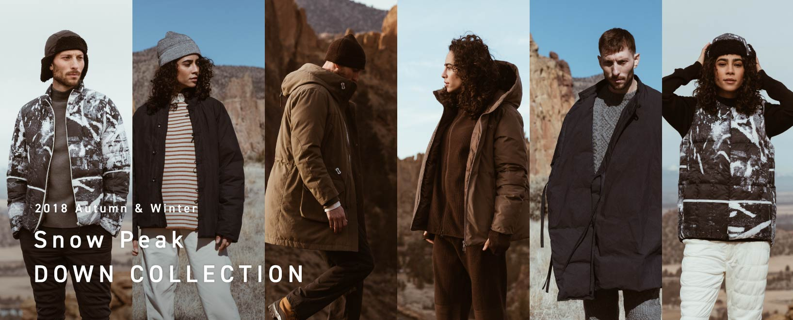 DOWN COLLECTION