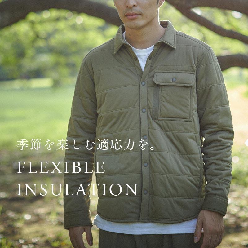 【アプリ】19FW フレキシブルインサレーション