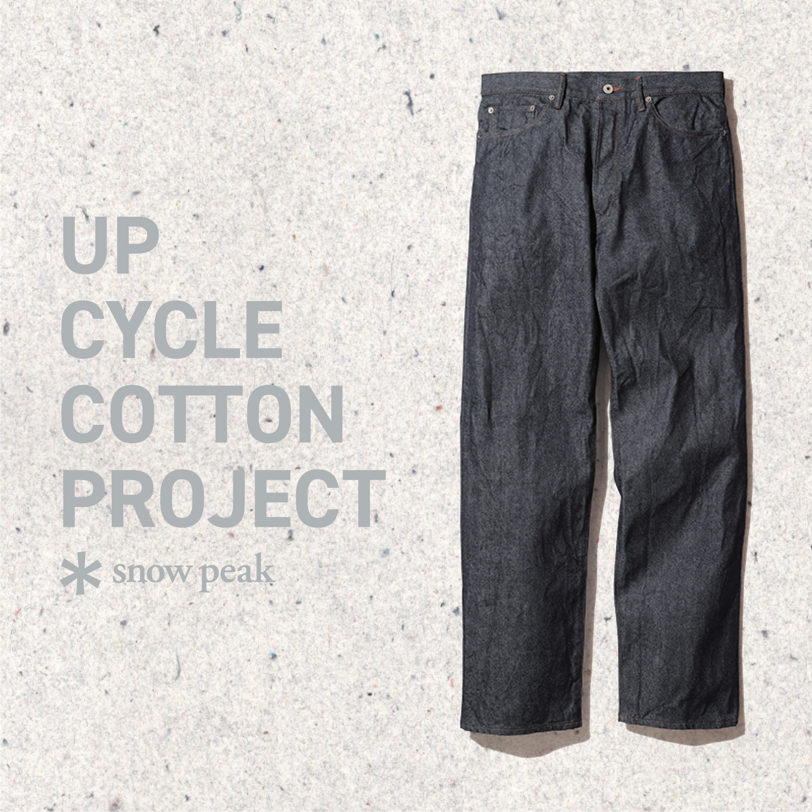 【sp】UPCYCLECOTTONPROJECT